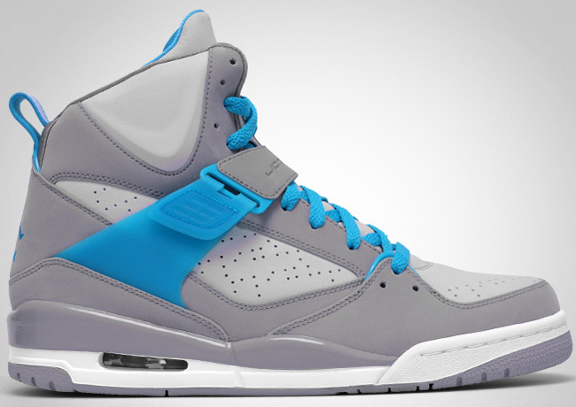 Jordan Flight 45 High Marina Blue  0c3692d0f